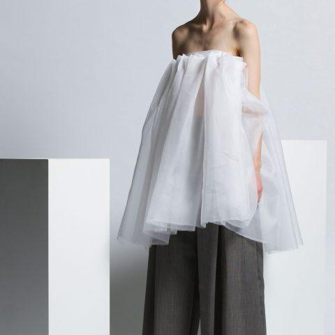 Fashion: Karen Hart (photo: Liam Rhys Jones)
